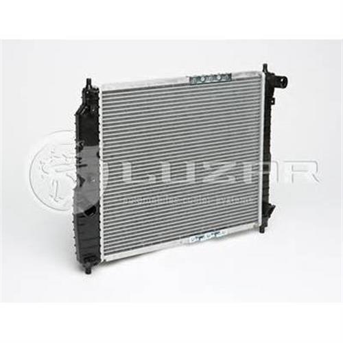 Радиатор охлаждения Chevrolet Aveo (05-) LUZAR LRCCHAV05175