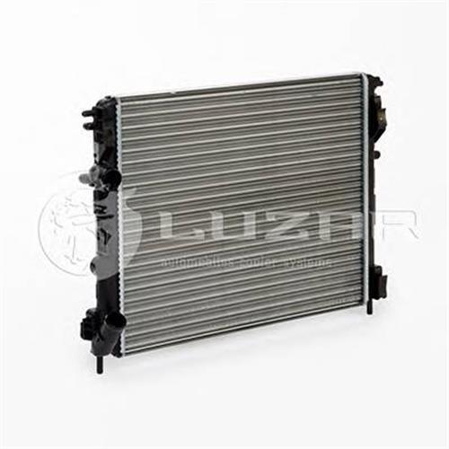Радиатор охлаждения Renault Logan (04-) A/C LUZAR LRCRELO04382
