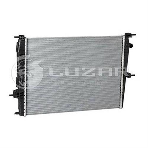 Радиатор охлаждения Renault Fluence (06-) 1.6i LUZAR LRC0914