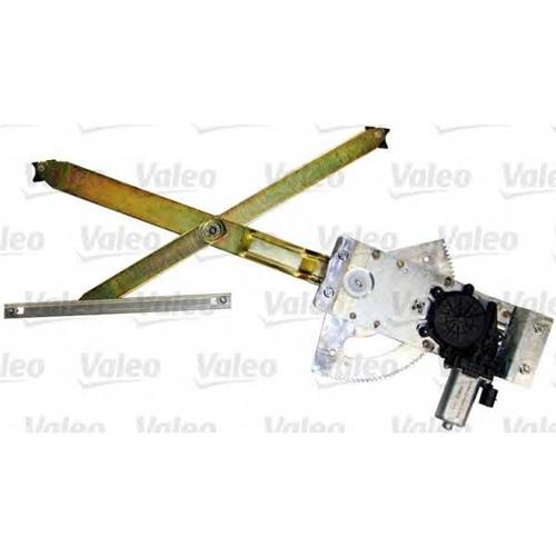 Стеклоподъемник левый в сборе с мотором для Mercedes-Benz Actros Axorcab 943 3 2008) VALEO 850964