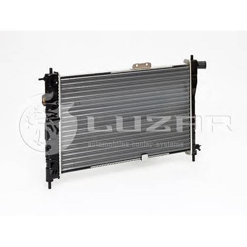 Радиатор охлаждения сборн. Daewoo Nexia (94-) LUZAR LRC05470
