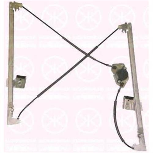 Стеклоподъемник электр. передний левый KLOKKERHOLM 35421103