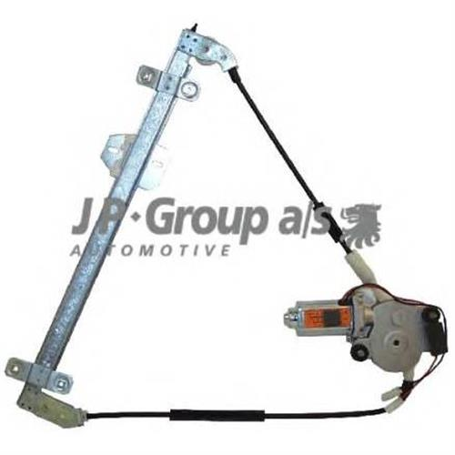 Стеклоподъемник передний правый с мотором VW Golf II/Jetta II JP GROUP 1188100680