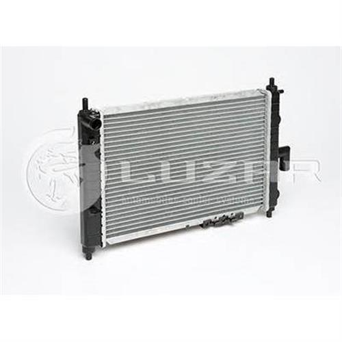 Радиатор matiz (2001-) 0 8/1 0 л mкпп 96322941a 96322941 LUZAR LRCDWMZ01141