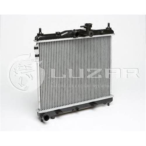 Радиатор охлаждения Hyundai Getz (02-) LUZAR LRCHUGZ02110