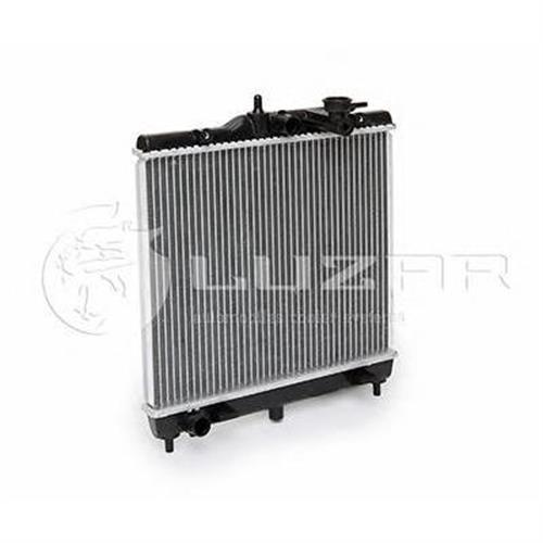 Радиатор охлаждения Kia Picanto (04-) MT LUZAR LRCKIPC04100