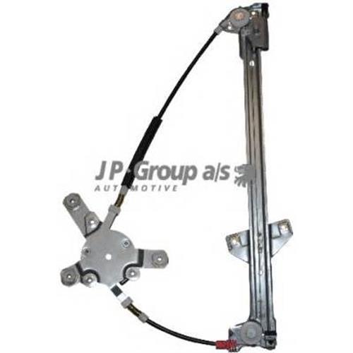 [4A0837461A] механизм стеклоподъемн.электр.пер.лев.(без мотора) Audi 100/A6 90-95 JP GROUP 1188102070