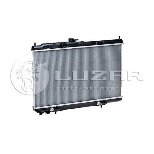 Радиатор охлаждения NISSAN Almera Classic (05-) AT LUZAR LRC141FE