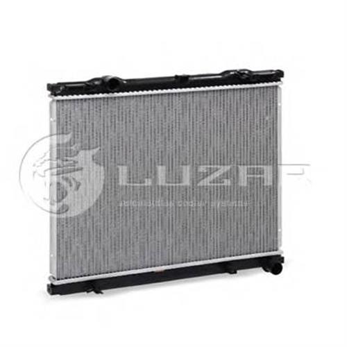 Радиатор охлаждения Kia Sorento (02-) D LUZAR LRCKISO02150