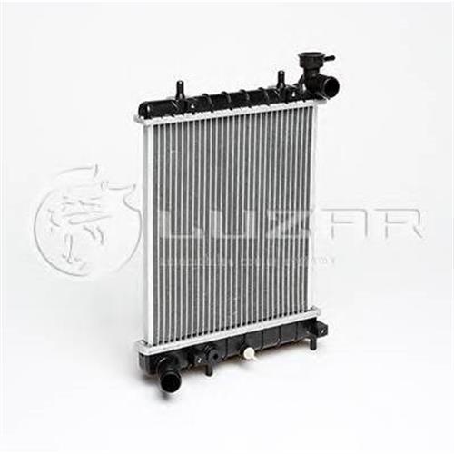 Радиатор охлаждения Hyundai Accent (99-) LUZAR LRCHUAC94150