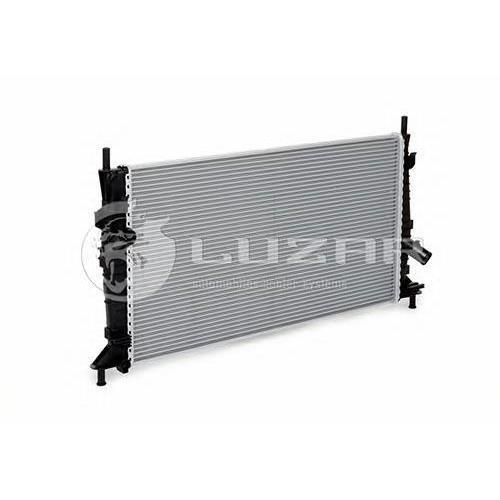 Радиатор охлаждения FORD Focus II (03-) A/C LUZAR LRCFDFS03392