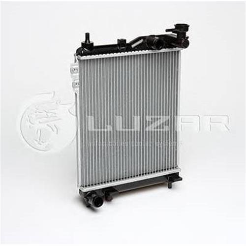 Радиатор охлаждения Hyundai Getz (02-) 1.3 LUZAR LRCHUGZ02320