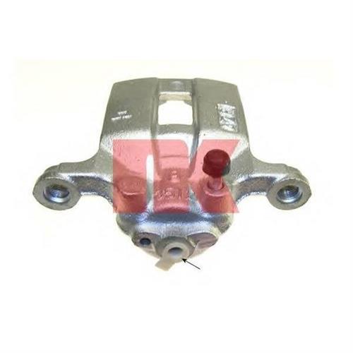 [440118H300] суппорт тормозной зад.л. Nissan X-Trail 2.0/2.5/2.2D 01 d.35 NK 2122137