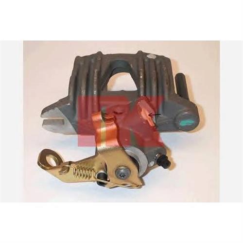 [542300] суппорт тормозной зад.лев. Opel Zafira 1.8/2.2/2.0Di/2.0TDi 97-01 Bosch d.38 NK 213623