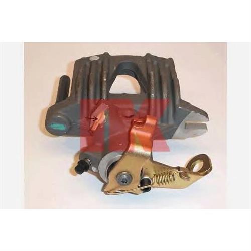 [542301] суппорт тормозной зад.прав. Opel Zafira 1.8/2.2/2.0Di/2.0TDi 97-01 Bosch d.38 NK 213624