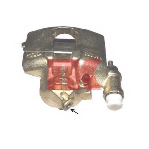 [6180378] суппорт тормозной пер.прав. Ford Escort/Orion 1.1-1.8/1.8D/1.8TD 90 Bendix d.54 NK 2125112