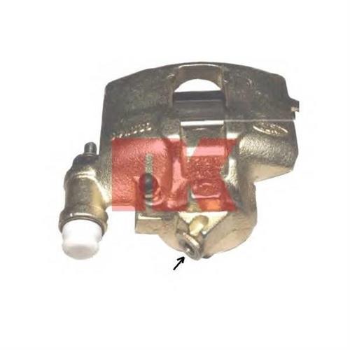 [6180380] суппорт тормозной пер.лев. Ford Escort/Orion 1.1-1.8/1.8D/1.8TD 90 Bendix d.54 NK 2125111