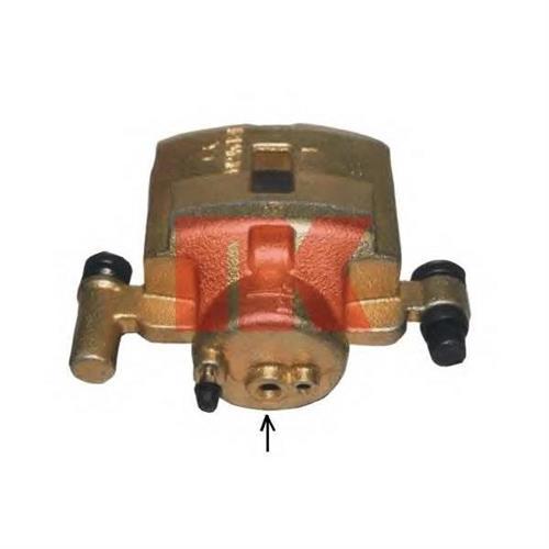[ga5r3371x] суппорт тормозной пер.лев. m NK 2132103