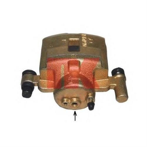 Суппорт тормозной NK 2132104