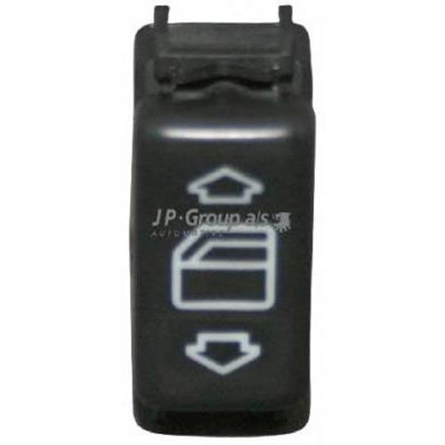 Кнопка стеклоподъемника переднего левого для Mercedes-Benz W201/126/124 84-97 JP GROUP 1396700170