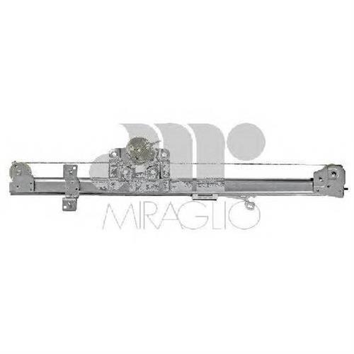 Стеклоподъемник прав эл PSA Duc(250) Boxer 06 -без мотора MIRAGLIO 30/1228