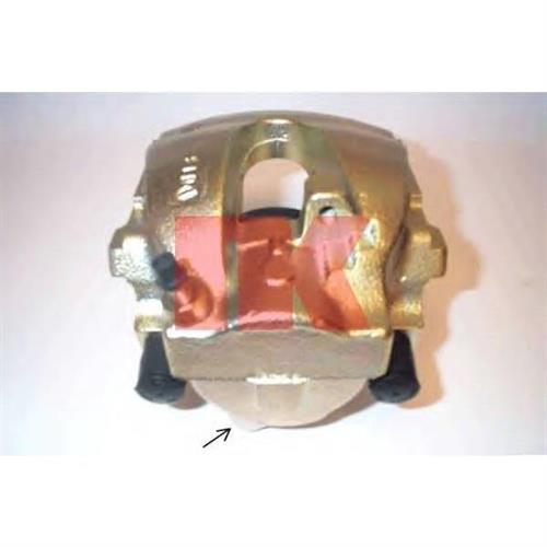 Суппорт тормозной передний левый NK 213335