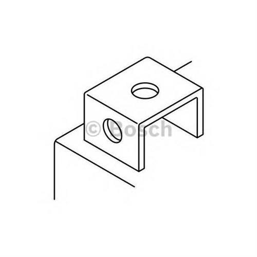 Аккумуляторная батарея прямая полярность 7Ah 120A 150/66/94 YT7B-BS moto BOSCH 0092M60080