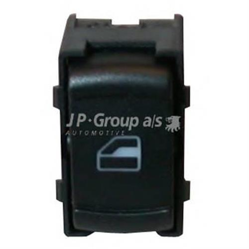 Кнопка стеклоподъемника VW Golf/Bora/Passat 97 JP GROUP 1196701300