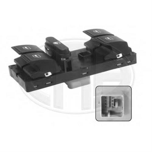 Блок управления стеклоподъемниками VW Polo 5 1.2/Golf 6 1.2 10 /Amarok 2.0 09-12 ERA 662269