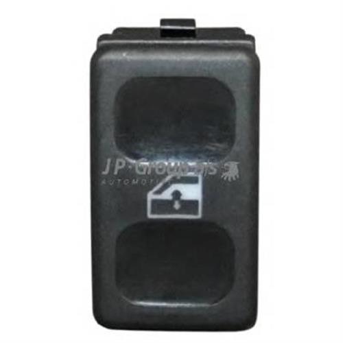 Кнопка стеклоподъемника VW Golf/Jetta/Polo, Seat Ibiza/Cordoba JP GROUP 1196700100
