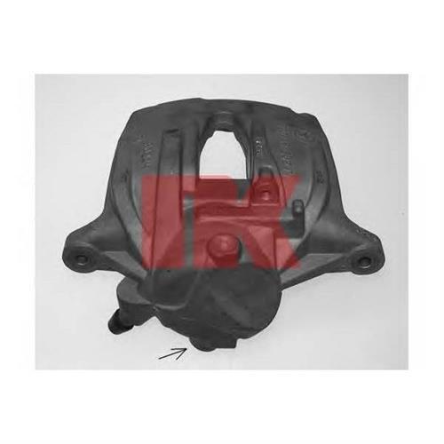 [34200283] суппорт тормозной пер.прав. для Mercedes-Benz W211 1.8-2.8/2.0CDi-2.8CDi 02 Bosch d.60 NK 2133196