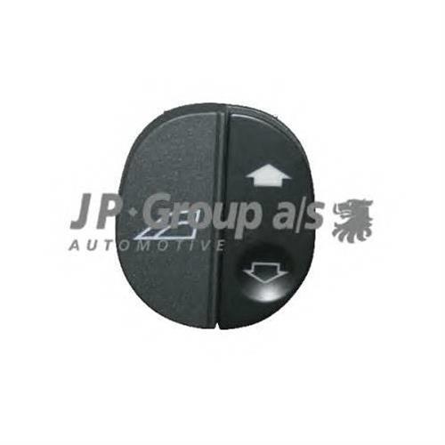 Кнопка стеклолодъемника FORD JP GROUP 1596700280