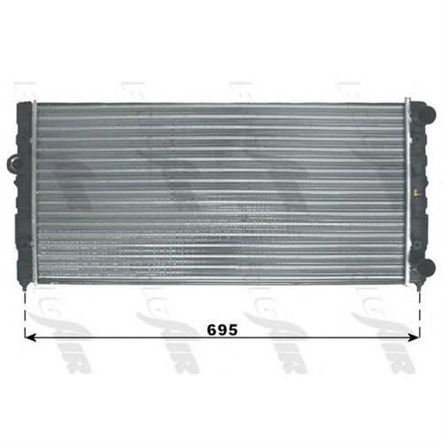 Радиатор FRIGAIR 01103024