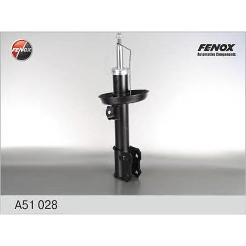 Стойка амортизационная передняя газовая FENOX A51028